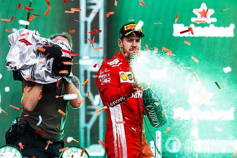 Vettel a konstruktőri címmel vágna vissza a Mercedesnek és Hamiltonnak