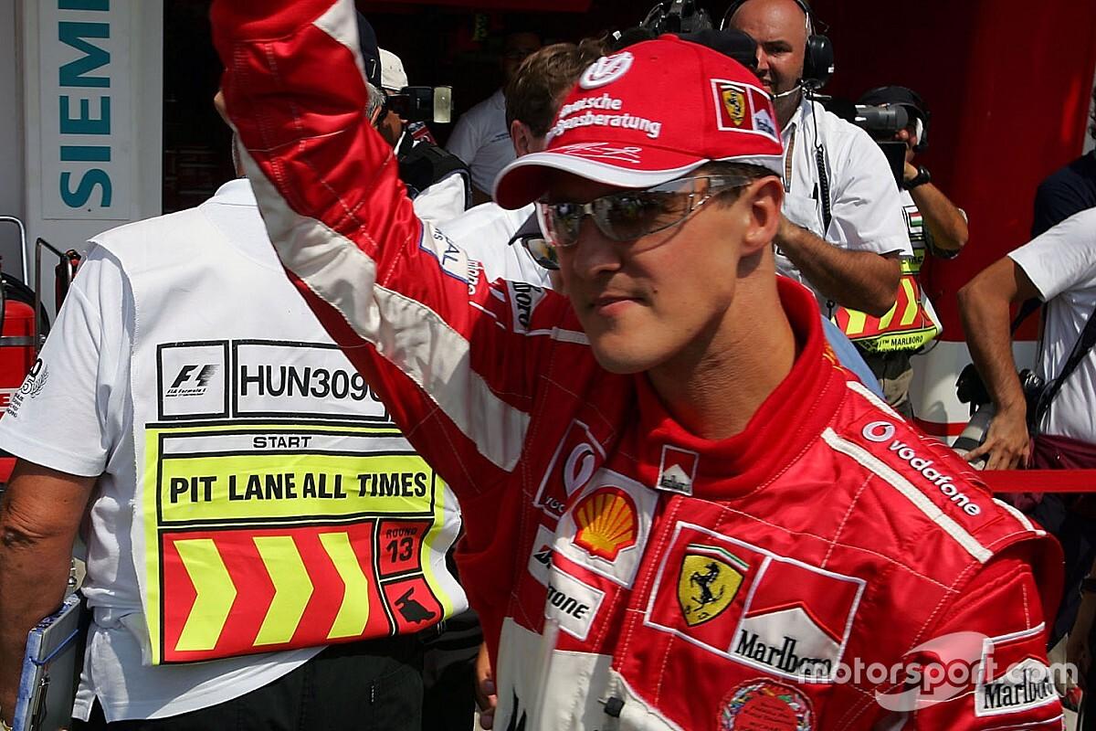 7 éve szenvedett súlyos balesetet Michael Schumacher