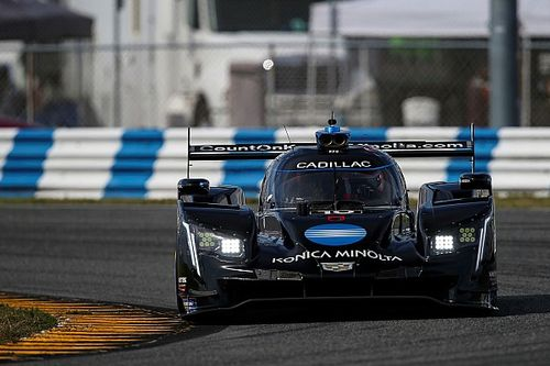 WTR Cadillac leads fourth test session at Daytona