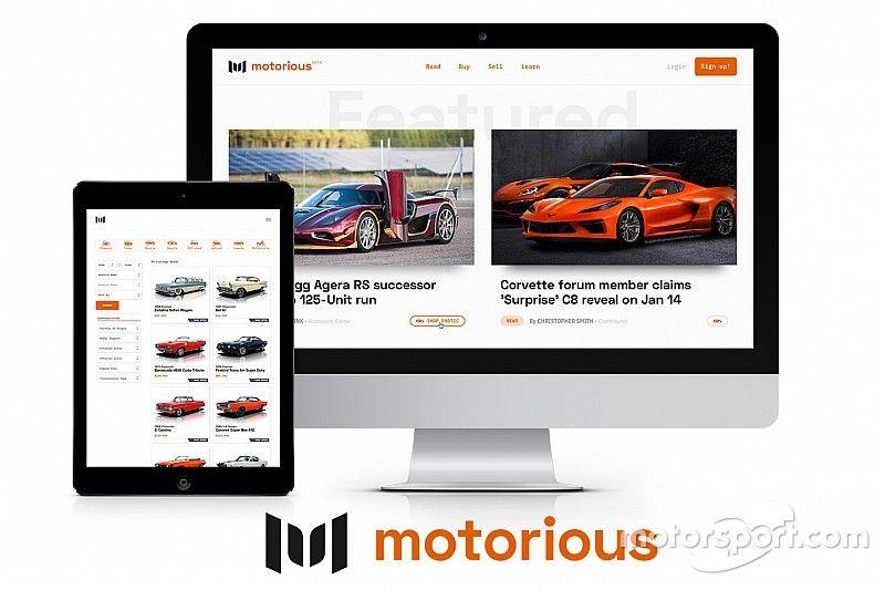 Motorsport Network dan Speed Digital meluncurkan Motorious.com