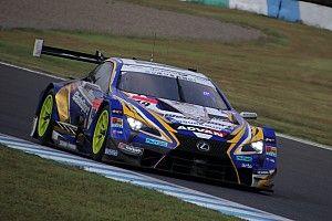 Tes Super GT Motegi: Lexus memimpin, Honda tercecer