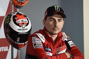"""Lorenzo : """"Je me dois d'être triste car le défi était de gagner le titre"""""""
