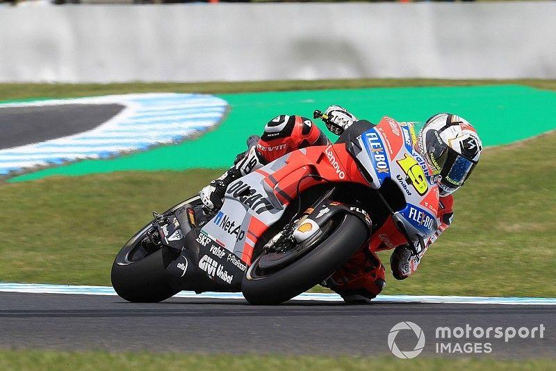 Bautista joins Ducati line-up for Jerez MotoGP test