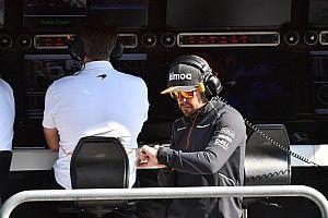 Alonso henüz 2019'da ne yapacağına karar vermedi