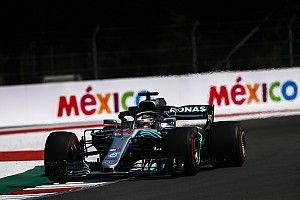 梅赛德斯和法拉利在墨西哥严重挣扎