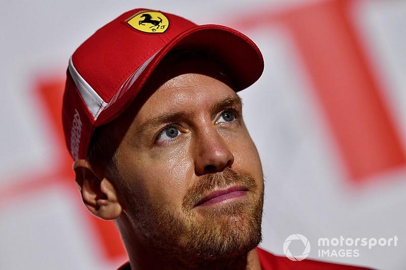 Vettel: Yarışmaya eğlenceli ve heyecanlı olduğu için başladım