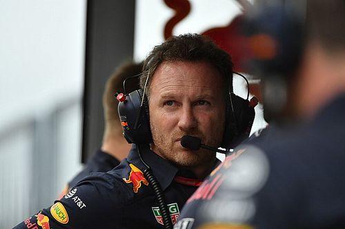 """Horner: manobra de Vettel sobre Verstappen foi """"otimista"""""""