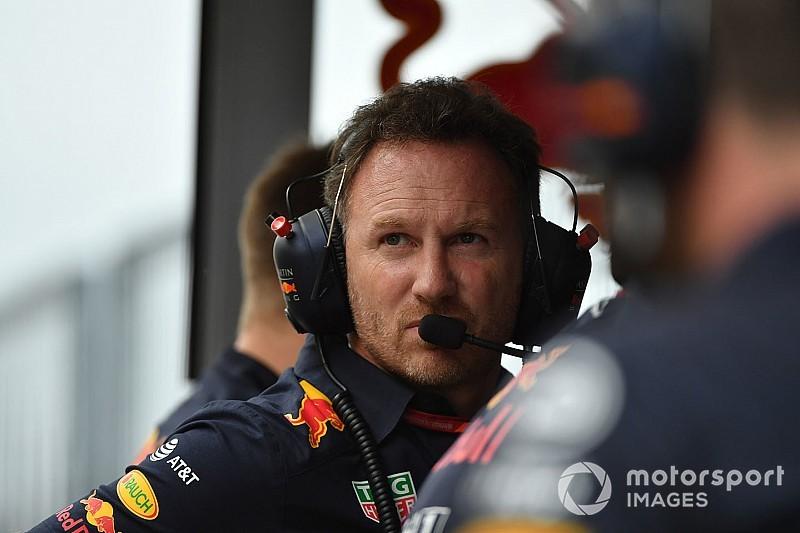 """Horner: Vettel move on Verstappen """"optimistic"""""""