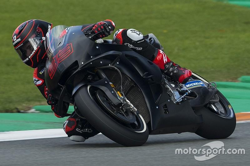 Lorenzo disputes Crutchlow's Honda/Ducati assessment