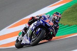 Tes MotoGP Valencia: Vinales tercepat, Rossi ketiga
