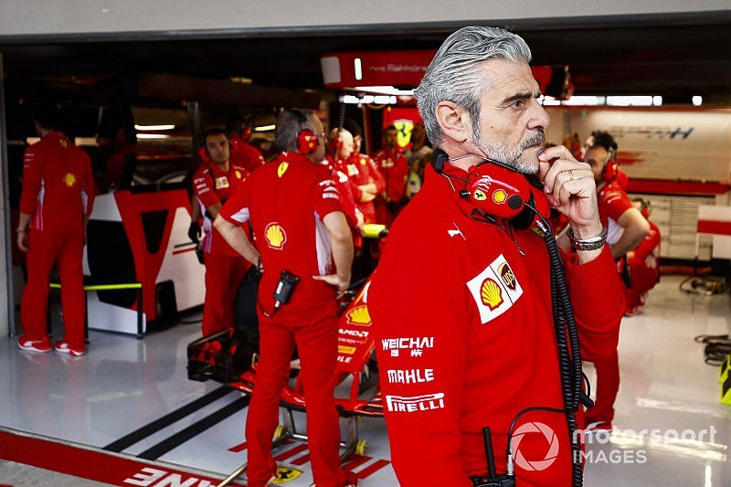 Ferrari needs to lose fear of winning, says Arrivabene
