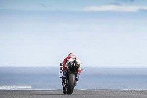 "Dovizioso: ""Deberemos tener un ojo puesto sobre Rossi"""