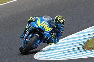 MotoGP, Phillip Island, Libere 4: Iannone vola e precede le due Yamaha