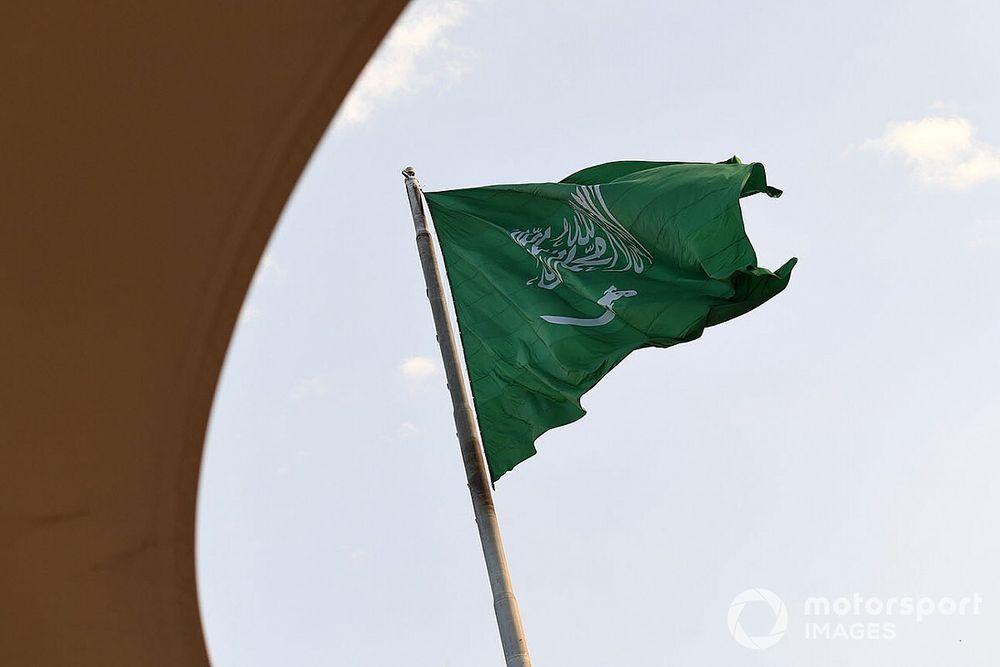 """Stratencircuit F1 Jeddah """"ontworpen met inhalen als prioriteit"""""""
