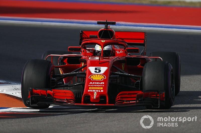 Van der Garde ziet Vettel en Ferrari titelstrijd verliezen door stress