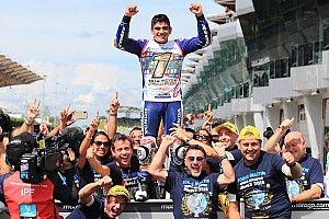 MotoGPコラム:苦難の道を駆け抜けた、Moto3王者マルティンの揺るぎない心
