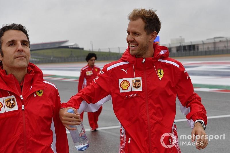 """Vettel: """"Hamilton y yo siempre nos hemos respetado"""""""