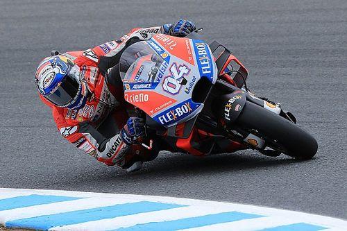 FP3 MotoGP Jepang: Dovizioso ungguli Crutchlow, Marquez keempat