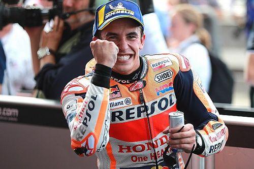 Tekad antar Marquez atasi tekanan Dovizioso