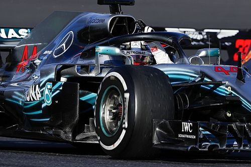 Hamilton ne s'attendait pas à un tel recul de Ferrari