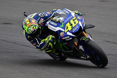 "Rossi admits Silverstone a ""wake-up call"" for Yamaha"