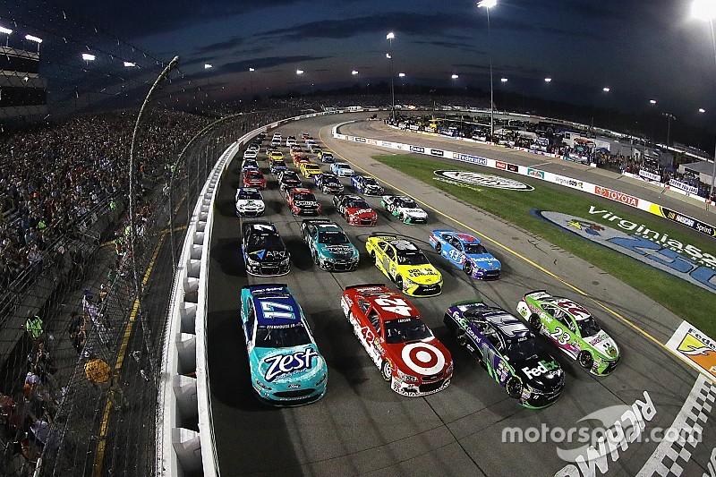 NASCAR open to rewarding regular season champions