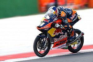Misano Moto3: Binder outduels Bastianini for fifth win