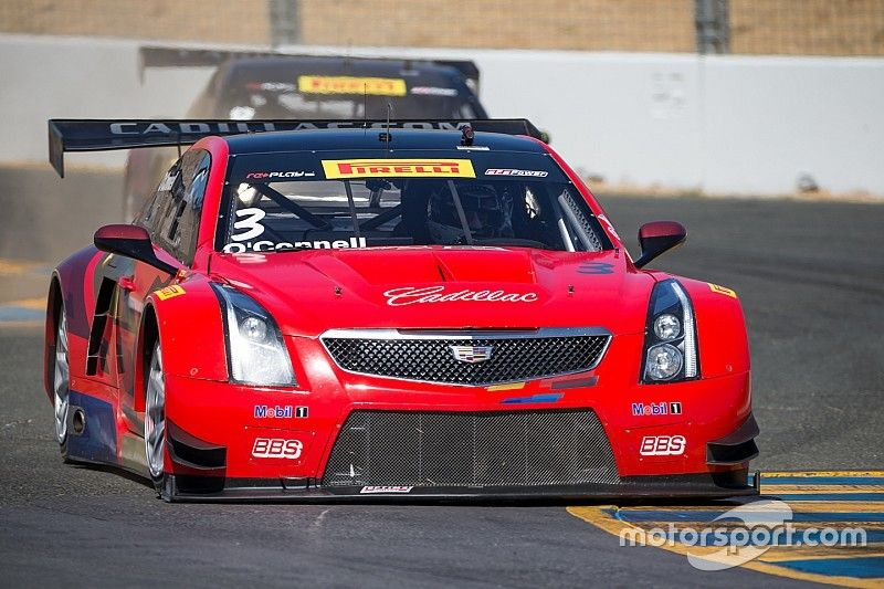 O'Connell doubles up at Sonoma