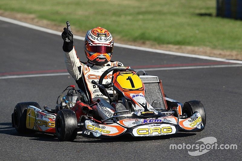 Massa ziet 'Verstappen-effect' in karting ontstaan