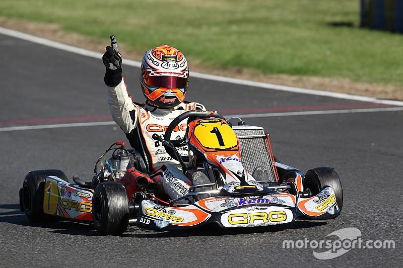 22 september 2013: De dag dat Max Verstappen wereldkampioen werd