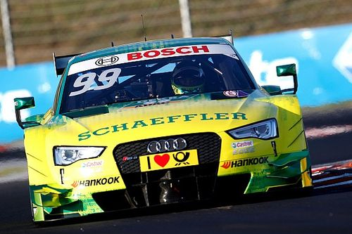Audi swaps Rockenfeller and Rast for DTM season finale