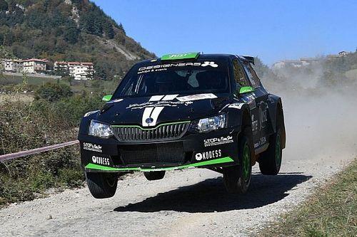 Luca Hoelbling prenderà parte al Campionato Italiano Rally Terra 2017