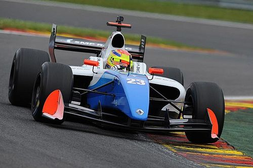 Spa F3.5: Vaxiviere takes first pole of 2016 in red-flagged qualifying