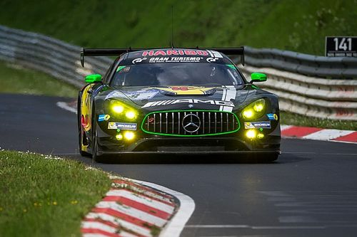 All Mercedes-AMG GT3 made it into Top 30 qualifying for the 24 Hours of Nürburgring