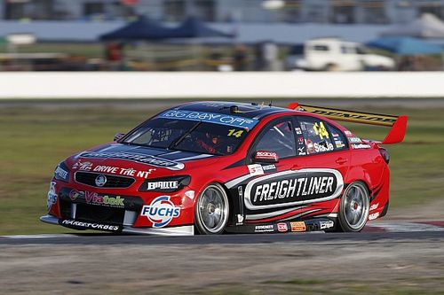 Winton V8s: Slade storms to Saturday pole
