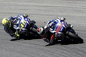 "Lorenzo ""very lucky"" to leave Mugello with points lead"