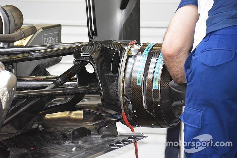 Williams geeft velgen de schuld van bandenellende bij Massa