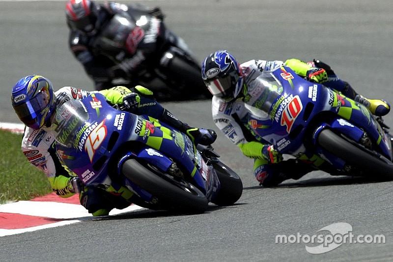 Galería: todas las motos y pilotos de Suzuki en MotoGP