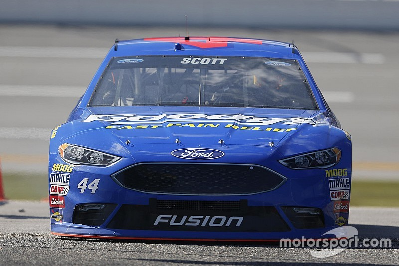 Brian Scott comes one spot short of first Cup win at Talladega