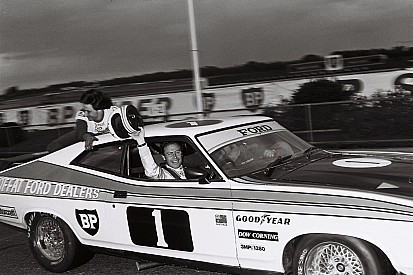 Allan Moffat News | View all News and Information