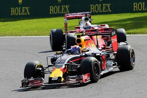 """Verstappen approach """"refreshing but dangerous"""" - Wolff"""