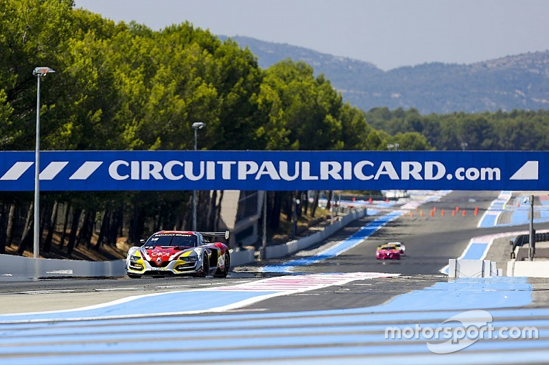 Paul Ricard RST: Rueda and Sathienthirakul claim first win