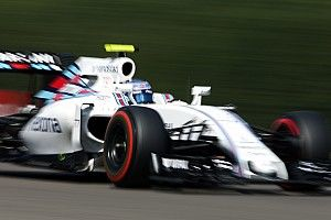 Williams chases cure to software misfire glitch