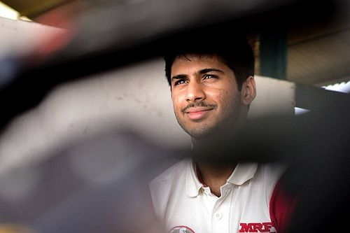 Dias to make Asian Formula Renault debut in season finale