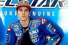 Vinales suffered