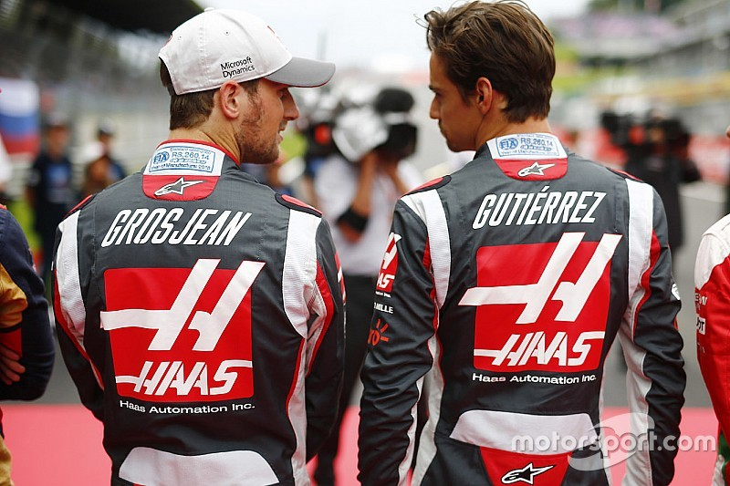 """Haas """"not in a big hurry"""" to confirm 2017 line-up"""
