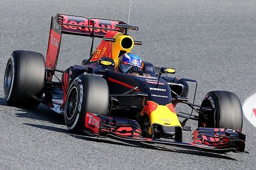 Barcelona F1 test: Verstappen quickest on second morning