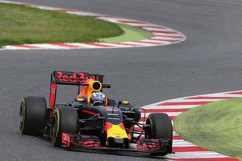 Ricciardo feels upgraded Renault engine a step forward