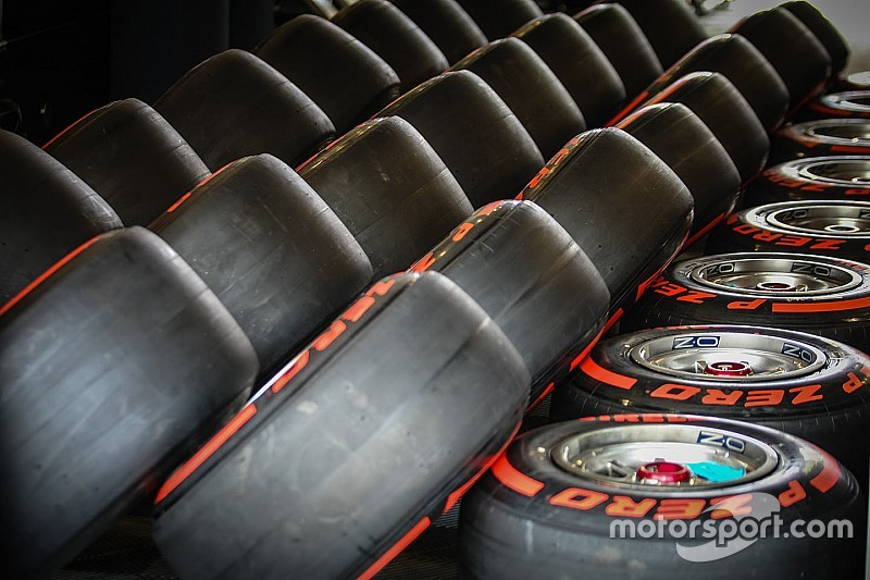 Pirelli announces Japanese GP tyre choices