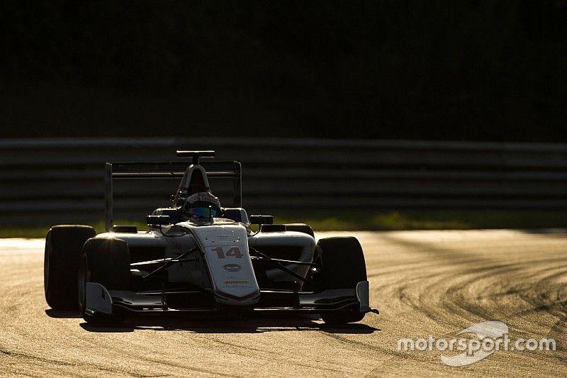 Hungary GP3: Parry leads Fukuzumi in practice